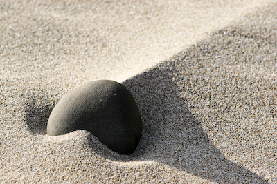 Rock_in_sand